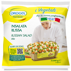 310242 INSALATA RUSSA (SPACE Gr.2500x2) orogel